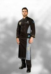 Униформа для работников ресторана 0008