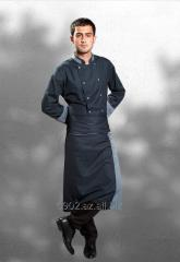 Uniform for employees of restaurant 0013