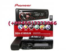 Maqnitola PIONEER dehx1850 usb cd mp3 am fm aux