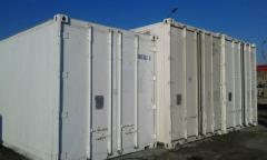 Холодильник- контейнеры и транспортные контейнеры