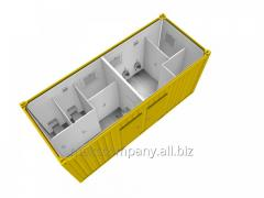 Sanitary containers provide hygiene and purity the