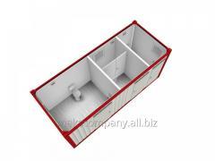 Санитарный контейнер обеспечивает гигиену и