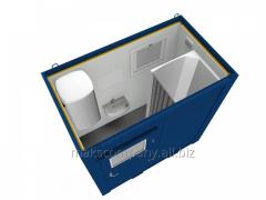 Sanitary module container the 20th f