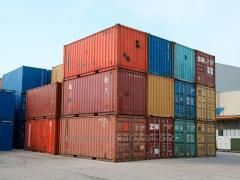 Морские контейнеры 20' DV