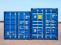 Морской контейнер 20' HC