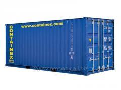 Морской контейнер 40' HC