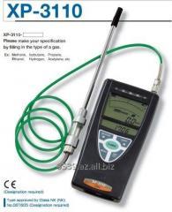 Портативный детектор газа XP 3110