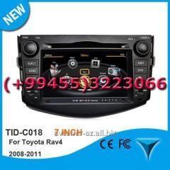 Toyota Rav4 2009-2012 üçün DVD-monitor.DVD-monitor