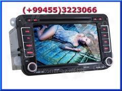 Volkswagen Polo 2014 ucun DVD-monitor, the DVD