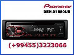 PIONEER DEH-X1850UB maqnitofonu, PIONEER