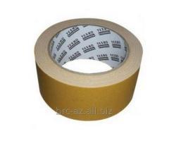 Adhesive tape TechnoNIKOL, bilateral for vapor