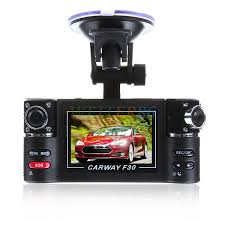 The video recorder for the car.