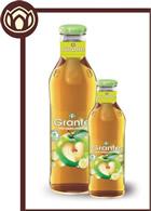 Сок яблочно - виноградный