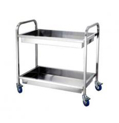 2 LEVEL CART FOR COLLECTING DIRTY WARE