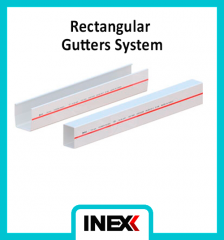Plastic Water Gutters system