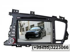 Kia Optima K5 üçün DVD-monitor, the DVD monitor