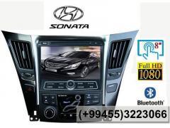 Hyundai Sonata 2010 üçün DVD-monitor, the DVD