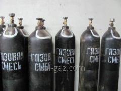 Gas mixes
