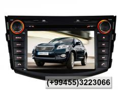 Toyota Rav4 2007 üçün DVD-monitor, the DVD monitor