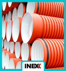 Double-layer Corrugated Pipes