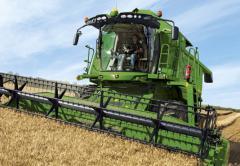 Combine harvesters of JOHN DEERE