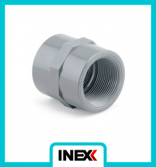 Pressure Fittings (PVC) Adapter with internal and
