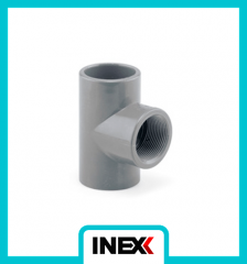 Pressure Fittings (PVC) Tee