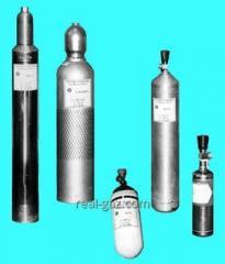 Поверочные (калибровочные) газовые смеси
