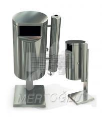 Ballot box for street mbk-203a