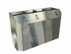 Урны для мусора mak-630c