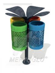 Урны для мусора mak-651