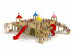Деревянная Игровая Площадка