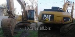 Экскаватор CAT324DL
