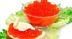 Caviar of the High-class Siberian salmon (weight)