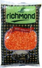 RICHMOND red lentils 0.8 KG
