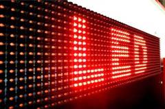 LED monitorlar və elektron tablolar