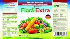 Органоминеральное удобрение Flora Extra