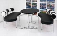 Кухонная мебель в стиле модерн.
