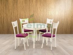 Кухонная мебель стол и стулья