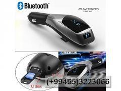 X5 Bluetooth, FM-modulator, transmitter, USB, SD.