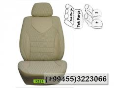 Avtomobil oturacaqalrı üçün örtüklər K-design K231. Чехлы для автомобильных сидений K-design K231.