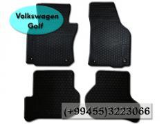 Volkswagen Golf üçün ayaqaltılar. Коврики для Volkswagen Golf.