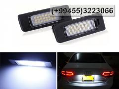 Nömrə üçün LED işıqlar. LED подсветка для авто-номеров.