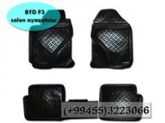 BYD F3 üçün ayaqaltılar.  Коврики для BYD F3.