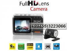 Videoreqistrator Wide Angel 2 camera.  Видеорегистратор Wide Angel 2.