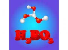 Boric acid, grade A