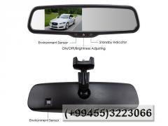 Güzgü-monitor yapon ve koreya avtomobilləri üçün.  Зеркало-монитор для японских и корейских автомобилей.
