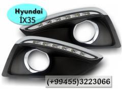 Led DRL Hyundai IX35.