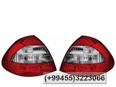 Mercedes Benz W211 üçün stop faralar.  Стоп-фары для Mercedes Benz W211.