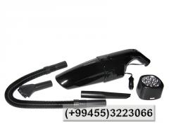 Avtomobil üçün tozsoran fonar ilə. Автомобильный пылесос с фонариком.  Car vacuum cleaner with a flashlight.